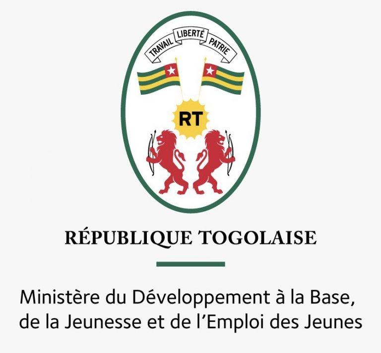 République Togo Ministère Jeunesse